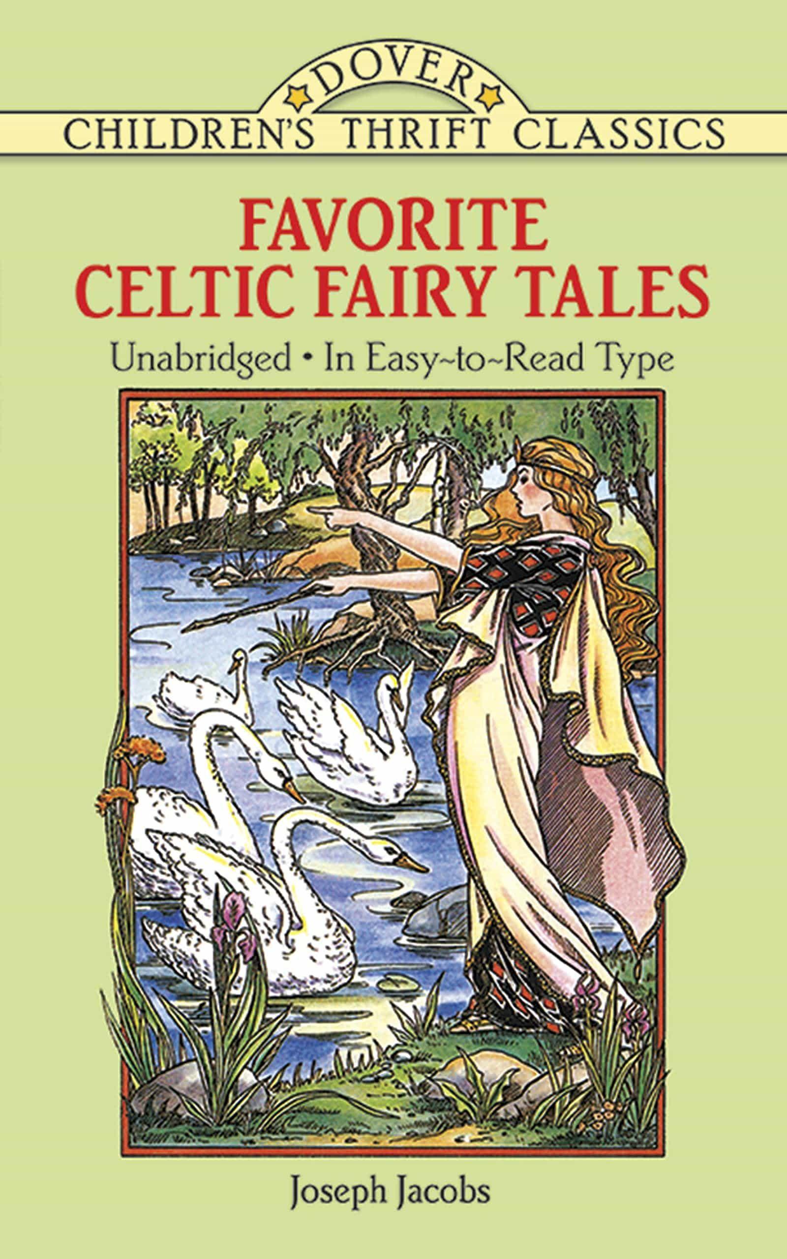 favorite celtic fairy tales-joseph jacobs-9780486283524