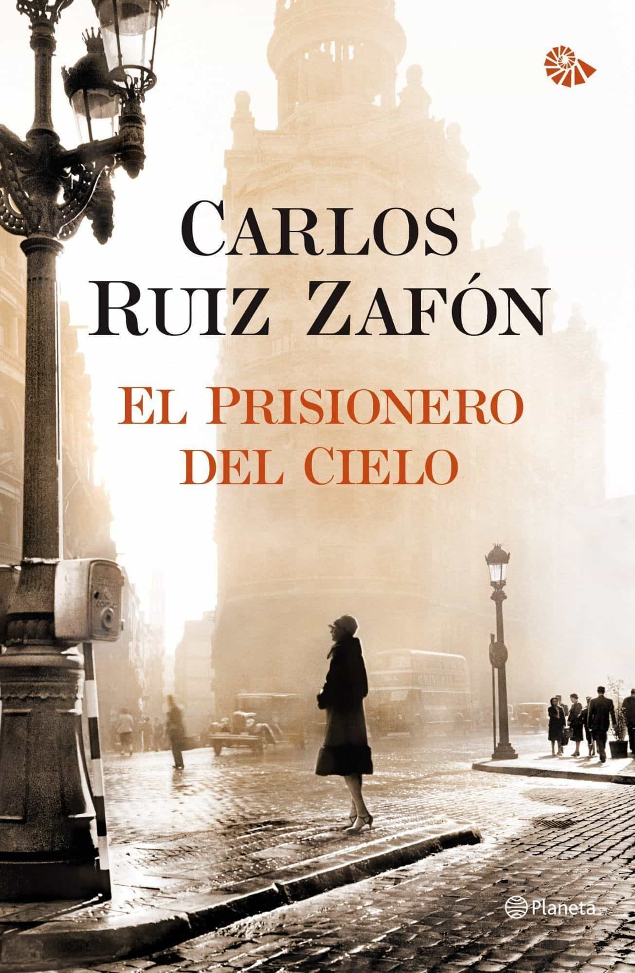 El prisionero del cielo, de Carlos Ruiz Zafón
