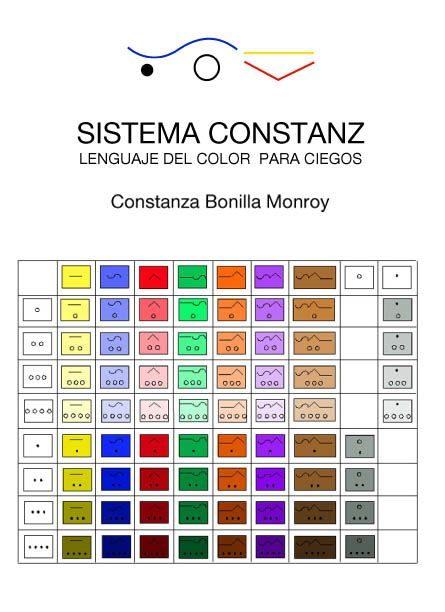 SISTEMA CONSTANZ. LENGUAJE DEL COLOR PARA CIEGOS EBOOK | CONSTANZA ...
