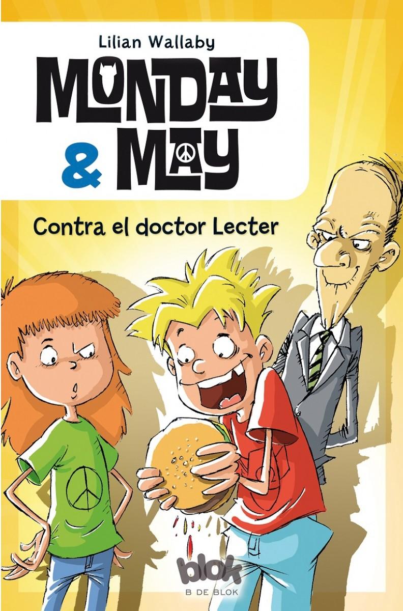 descargar MONDAY & MAY CONTRA EL DR. LECTER pdf, ebook