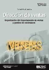direccion de ventas (15ª ed.): organizacion del departamento de ventas y gestion de vendedores-manuel artal castells-9788417129224