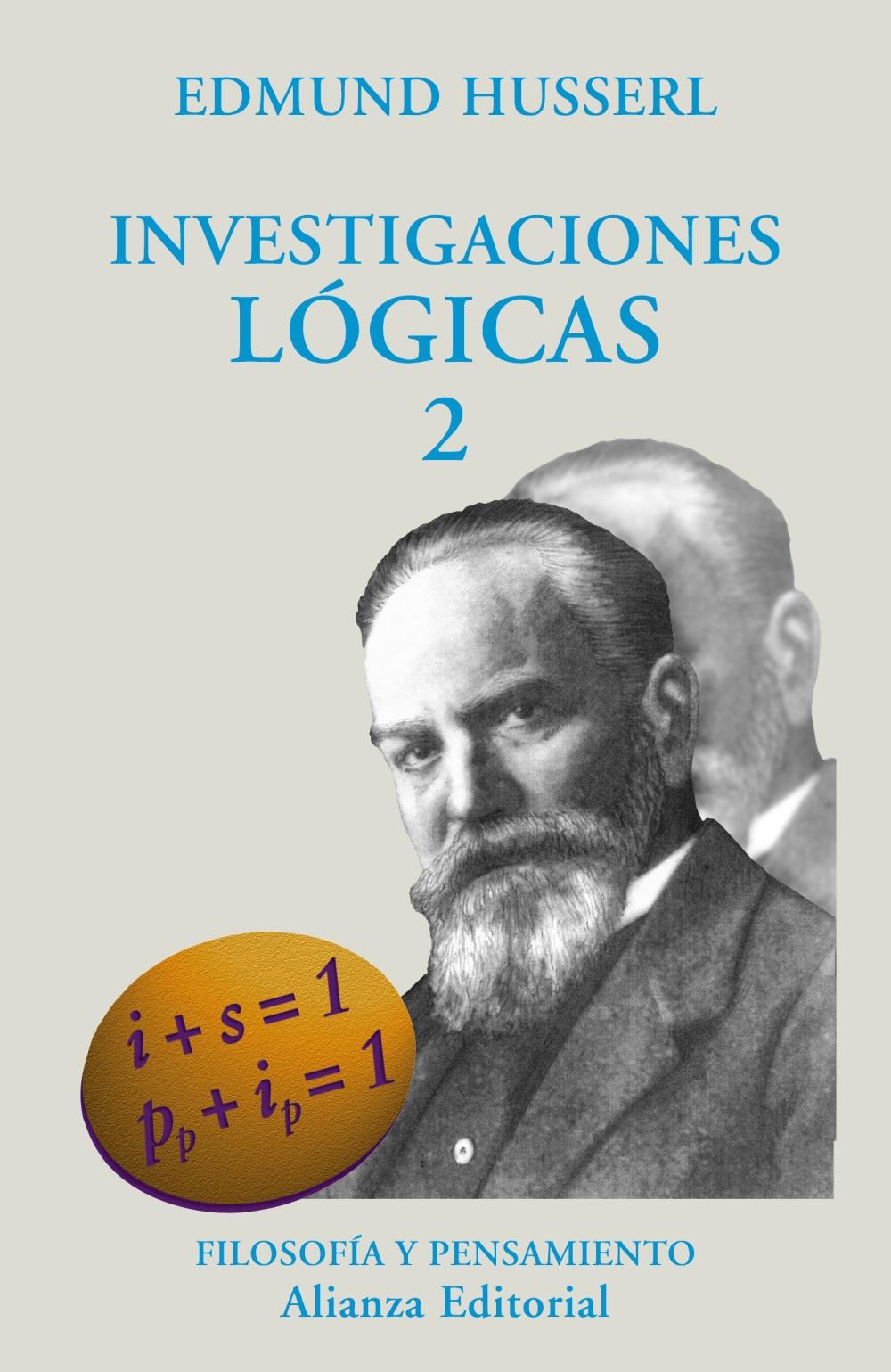 investigaciones logicas, t.ii-edmund husserl-9788420681924