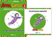 La Princesa Espacial: ¡abrete Cuento! (pack) por Vv.aa.