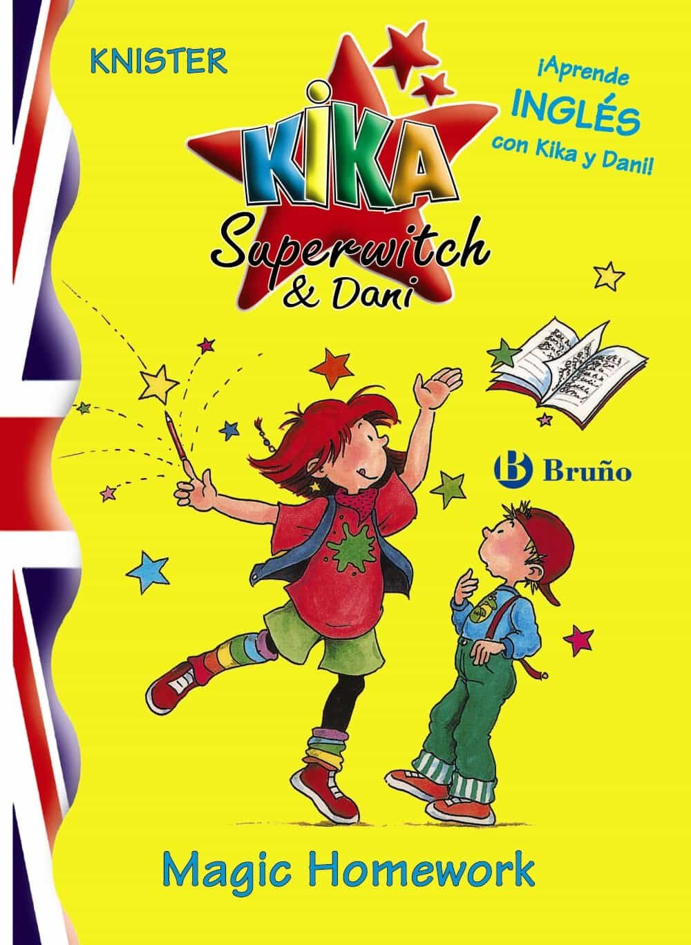 Magic Homework: Kika Superwitch por Knister epub