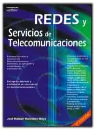 Redes Y Servicios De Telecomunicaciones por Jose Manuel Huidobro Moya epub