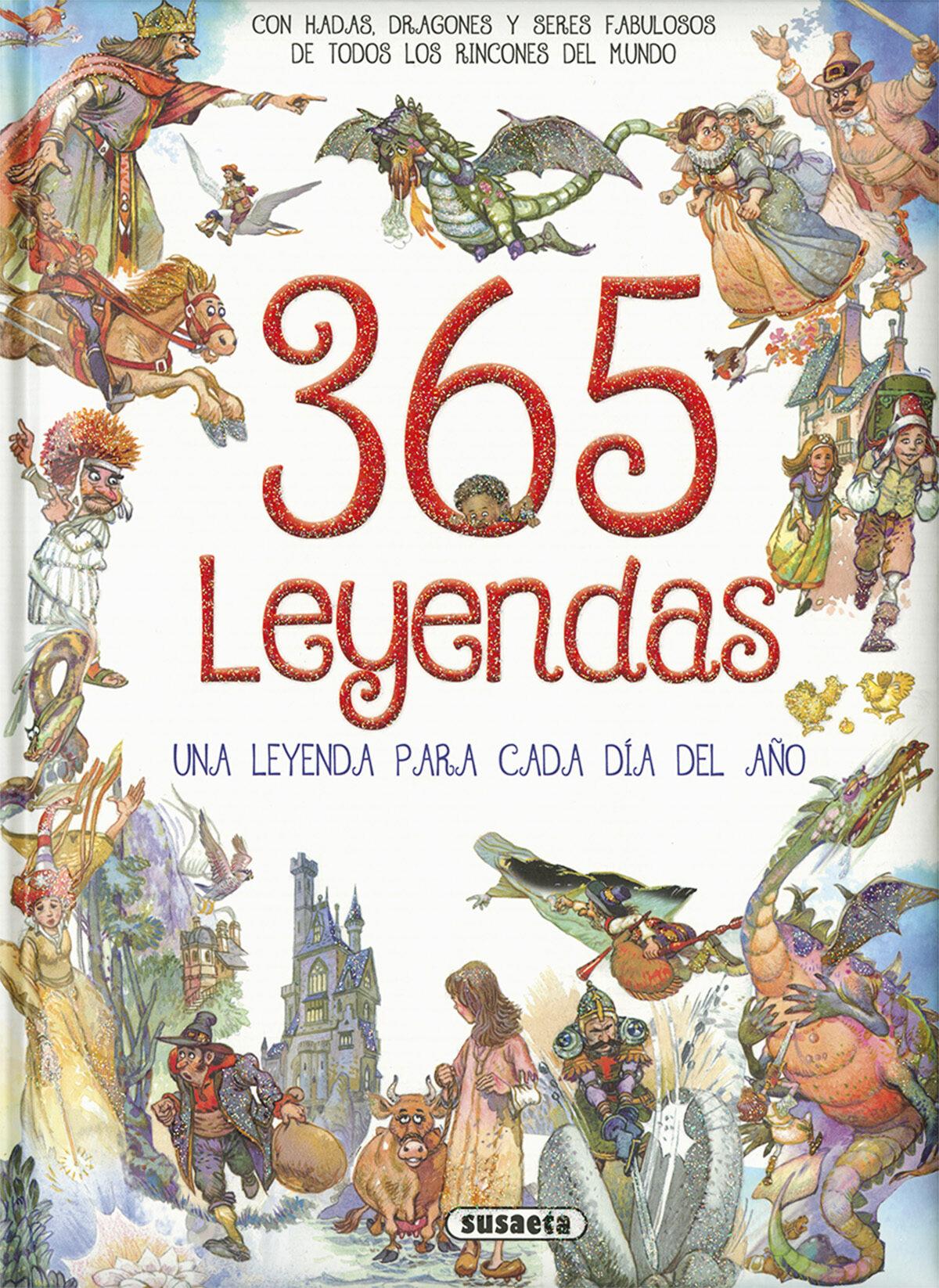 365 Leyendas por Vv.aa. epub