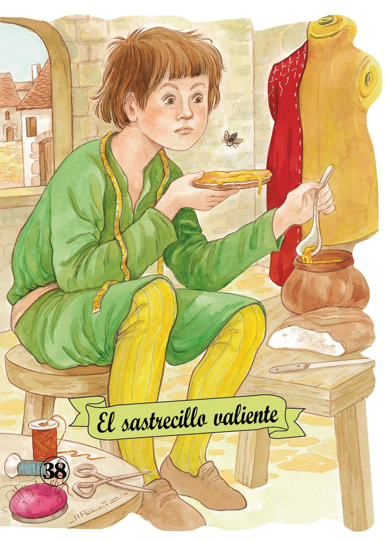 el sastrecillo valiente (troquelados clasicos)-enriqueta capellades-9788478648924