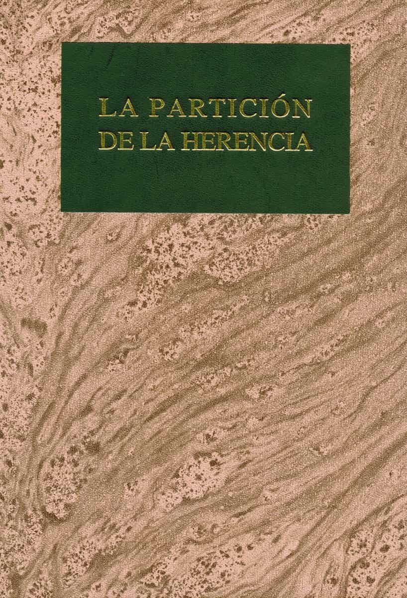 La Particion De La Herencia por Vv.aa. epub