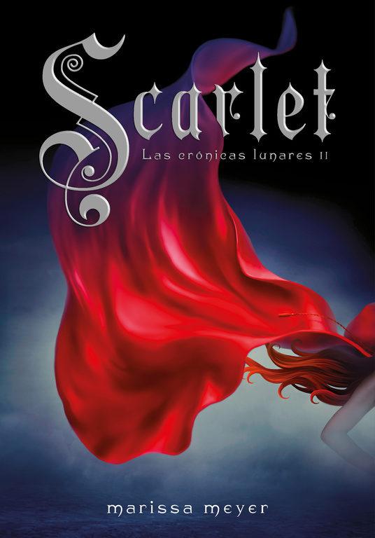 Resultado de imagen para Scarlet libro