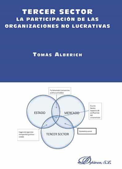 Tercer Sector. La Participación De Las Organizaciones No Lucrativ As por Tomas Alberich Nistal