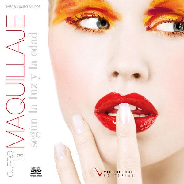 curso de el maquillaje segun la luz y la edad (ciclo formativo gr ado superior)-marta guillen muñoz-9788496699724