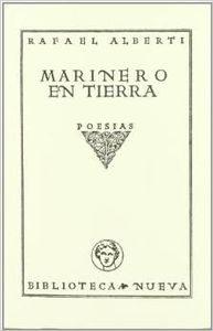 marinero en tierra (ed. facsimil)-rafael alberti-9788497421324