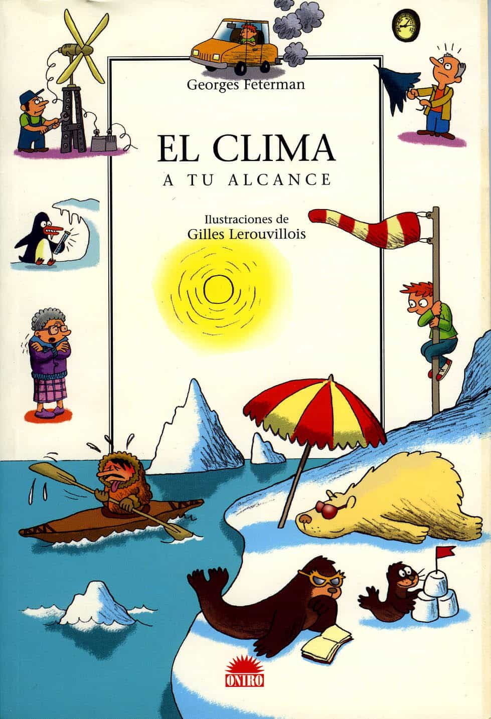 El Clima: A Tu Alcance por Georges Feterman