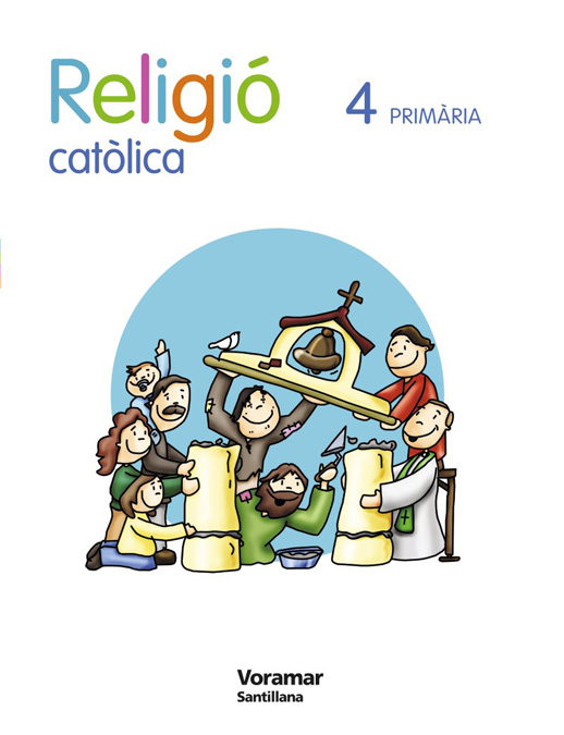 descargar RELIGION CATOLICA ED.2009 4º PRIMARIA VALENCIA pdf, ebook