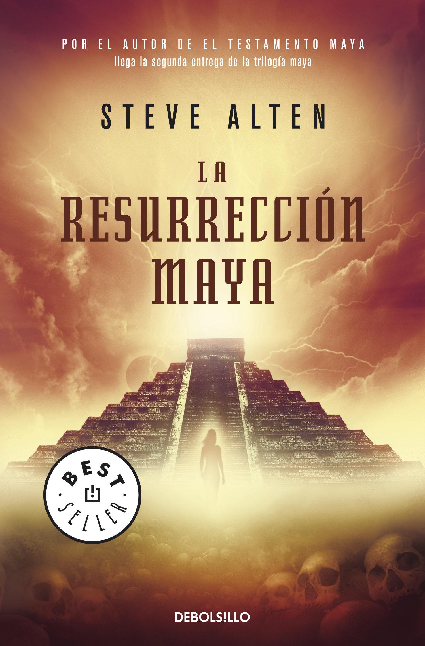 La resurrecci n maya trilog a maya 2 ebook steve alten 9788499892924
