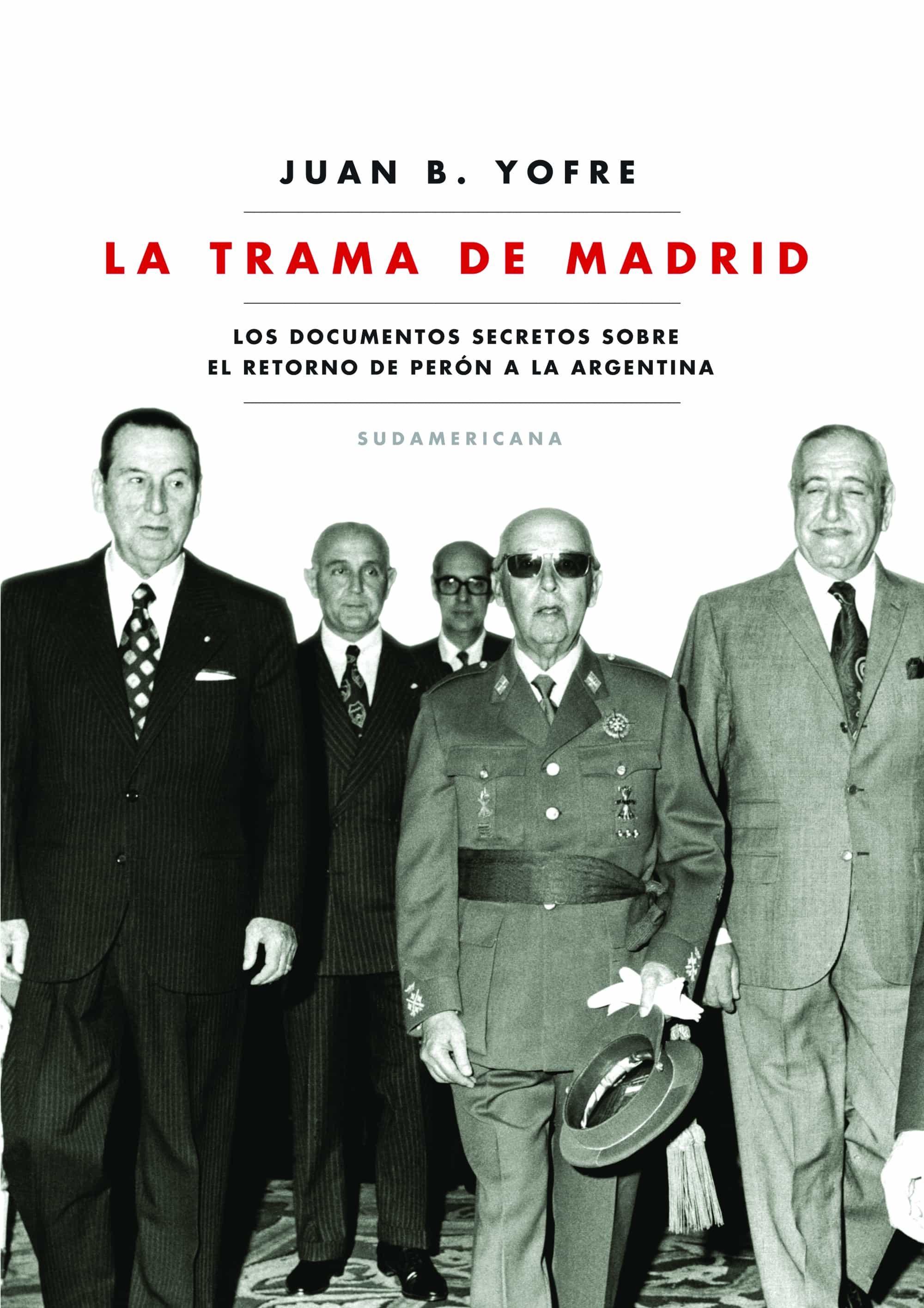 LA TRAMA DE MADRID EBOOK | JUAN B. YOFRE | Descargar libro PDF o ...