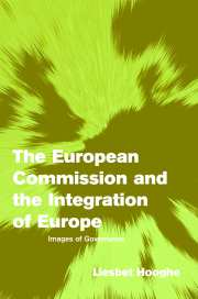 The European Commission And The Integration Of Europe: Images Of Governance por Liesbet Hooghe epub