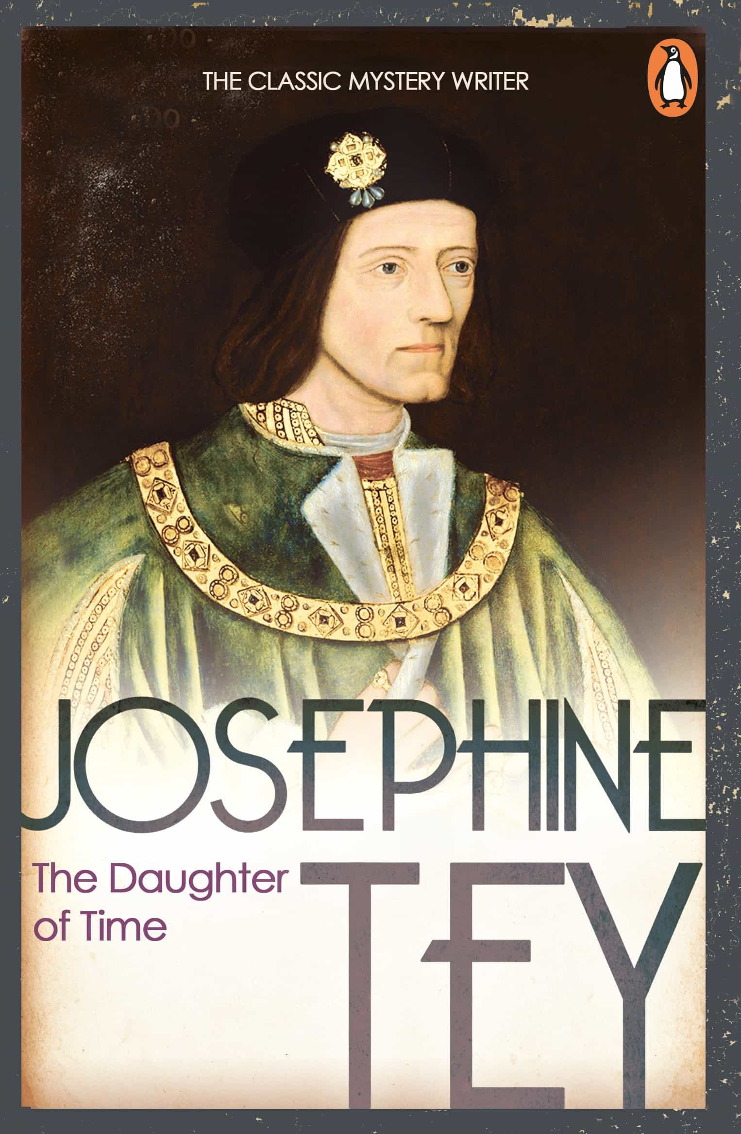 Josephine Tey The Daughter Of Time Pdf