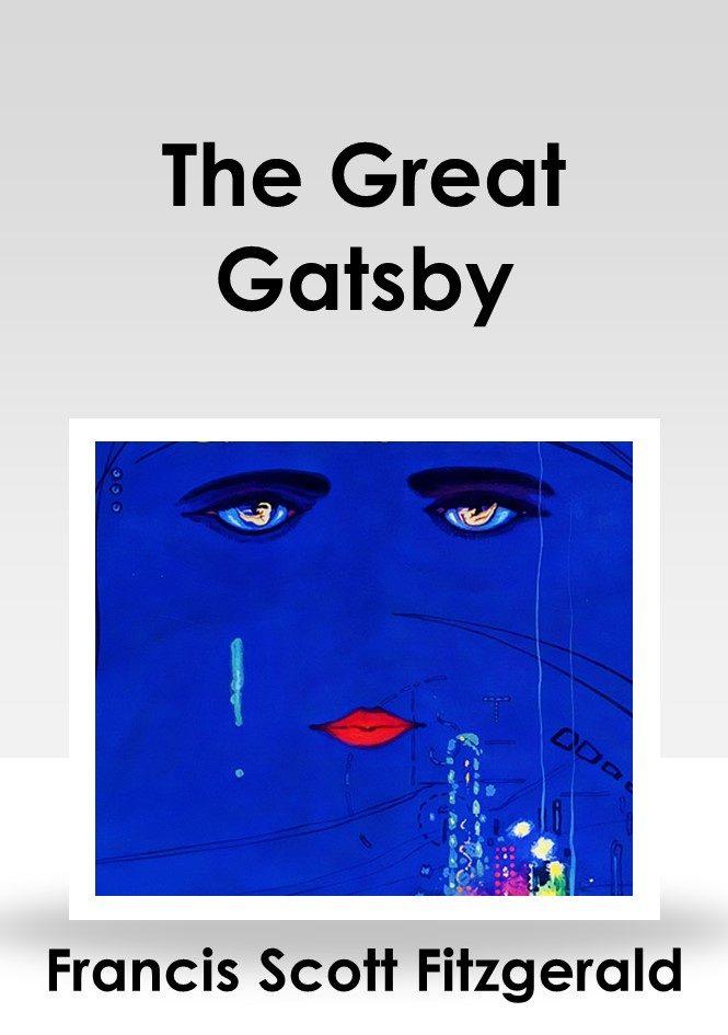 The Great Gatsby Ebook Francis Scott Fitzgerald Descargar Libro