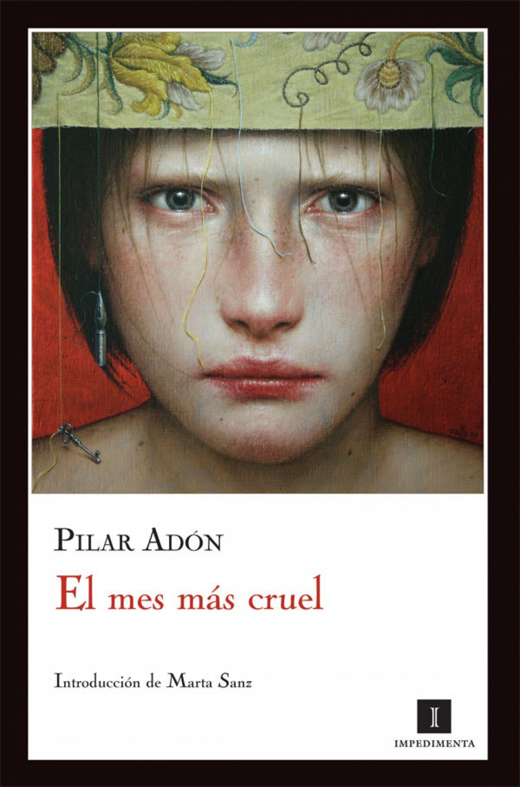 El Mes Más Cruel   por Pilar Adon