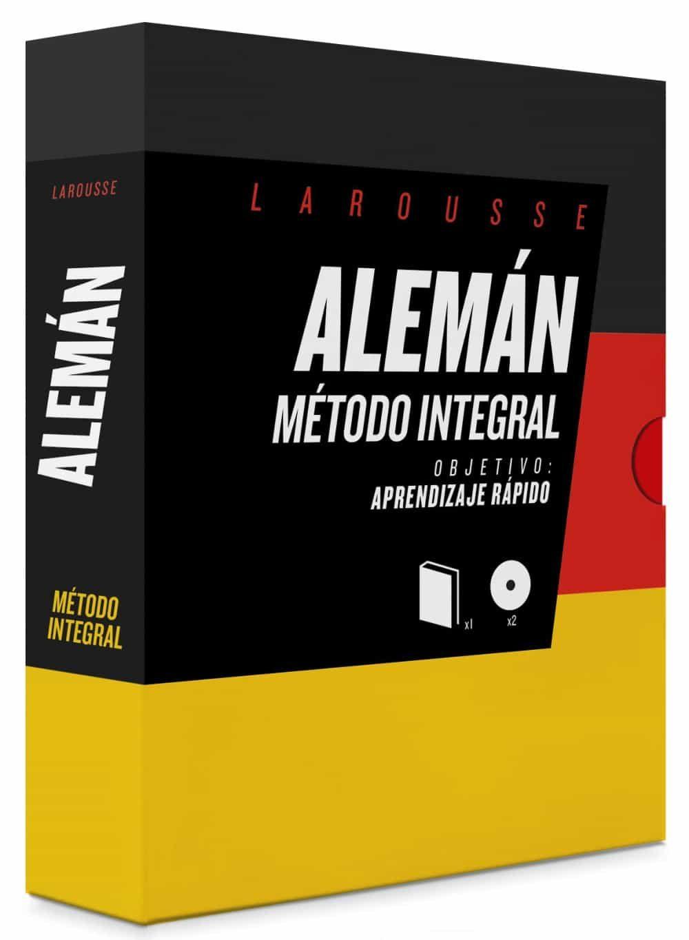 aleman: metodo integral (2ª ed.)-9788416984534