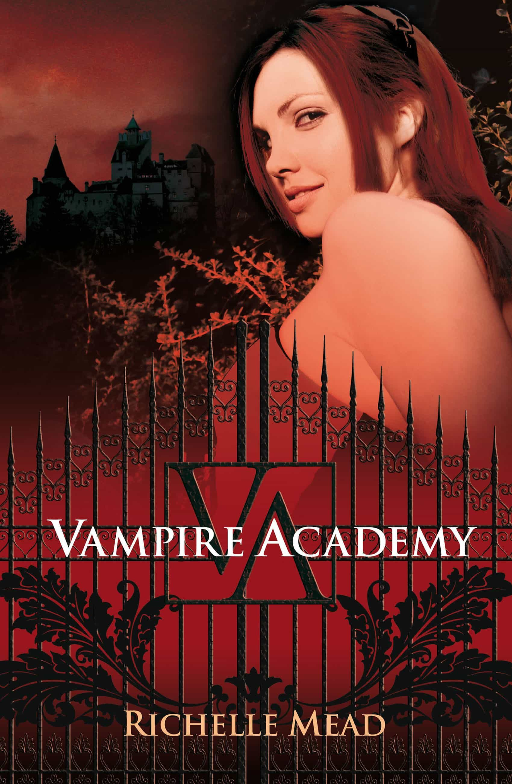 Vampire Academy Pdf English