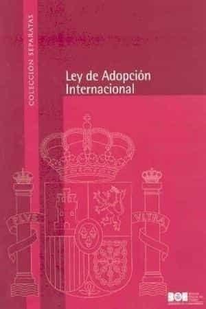 Ley De Adopcion Internacional por Vv.aa. epub