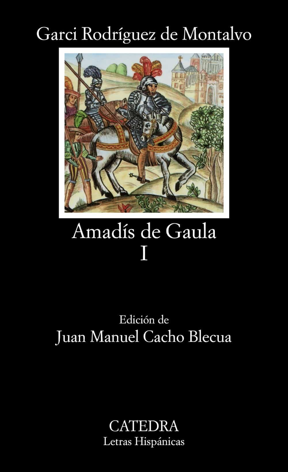 Amadis De Gaula I por Garci Rodriguez De Montalvo epub