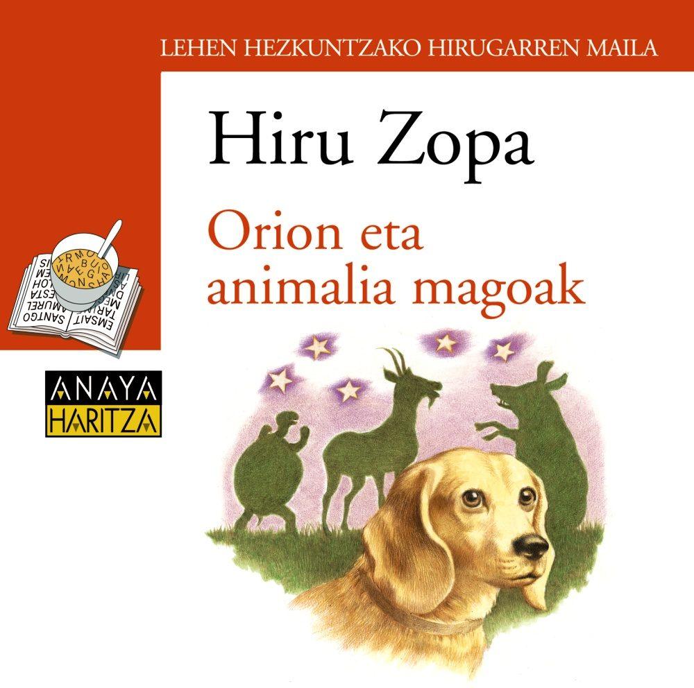 Orion Eta Animalearen Magoak por Joan Manuel Gisbert