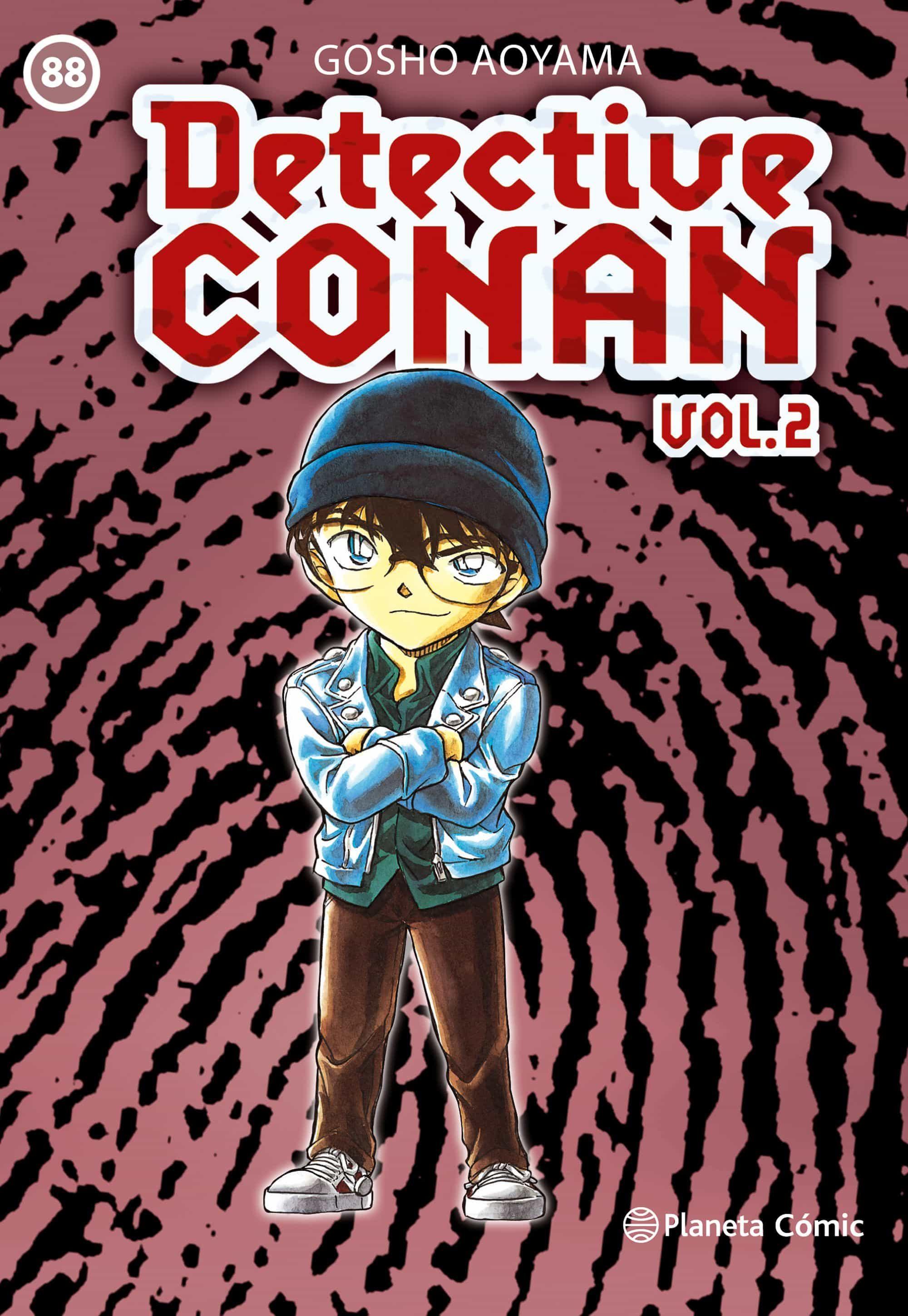 detective conan ii nº 88-gosho aoyama-9788468478234