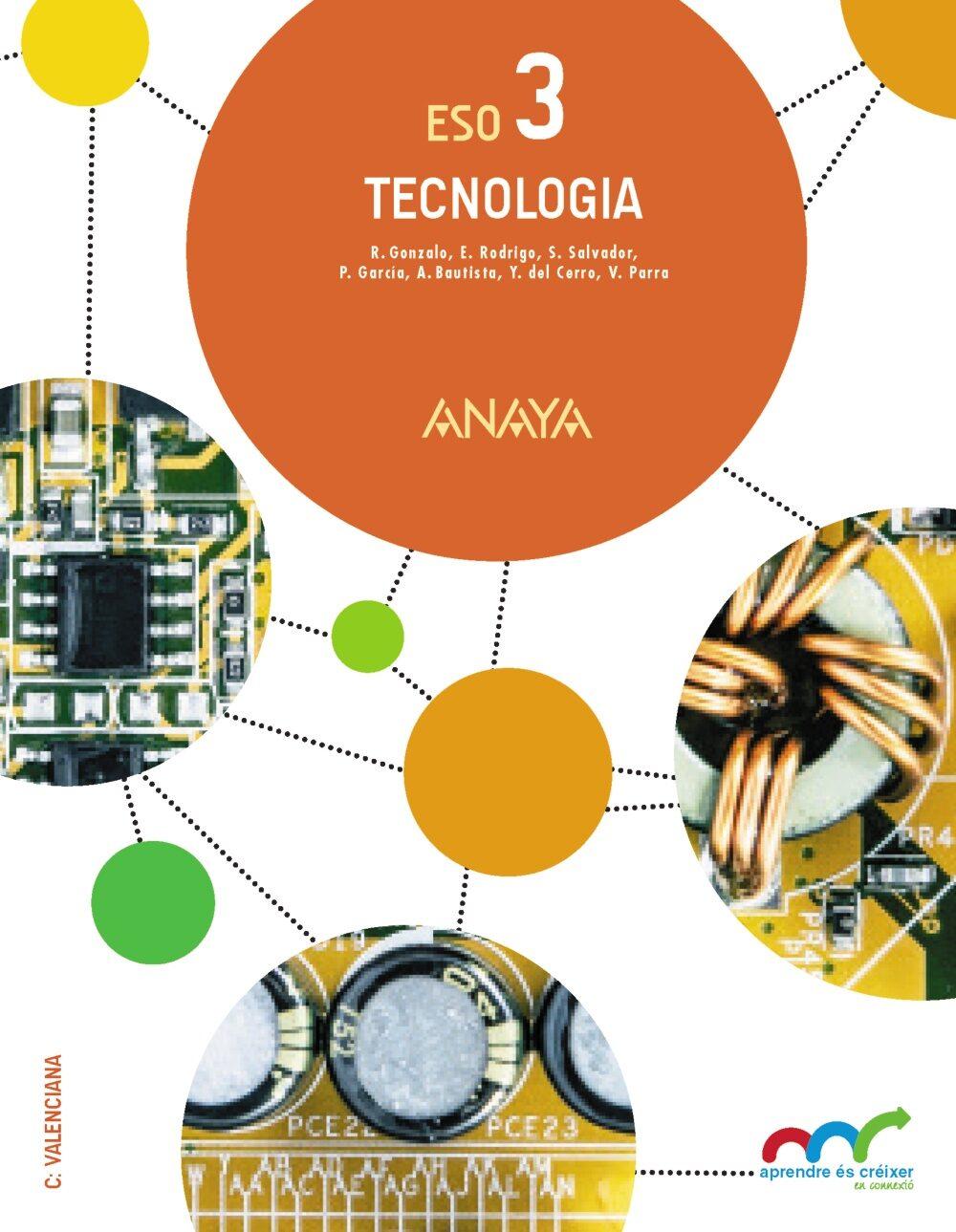 descargar TECNOLOGIE. NIVEL II. COMUNIDAD VALENCIANA pdf, ebook