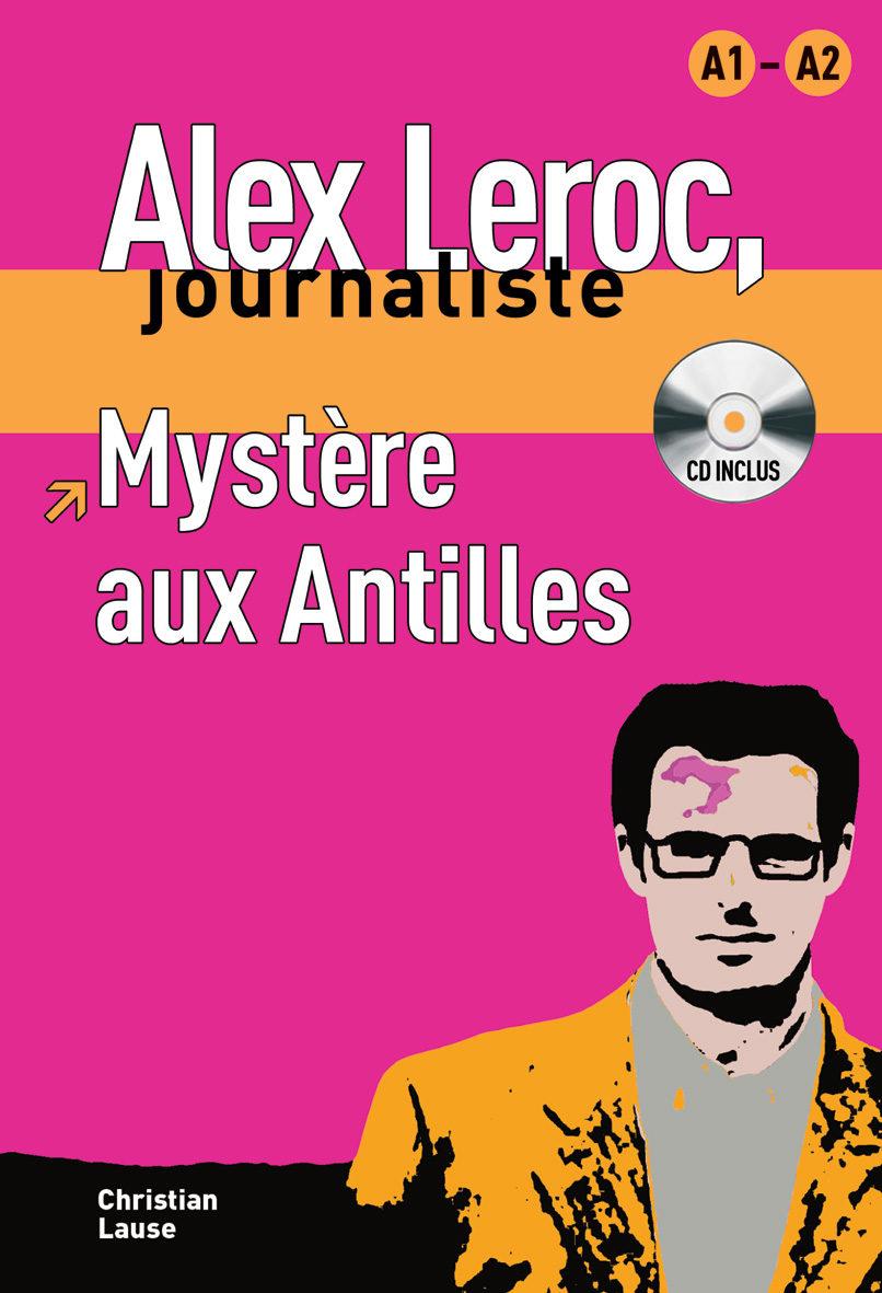 Mystere Aux Antilles (+cd) por Vv.aa. epub