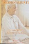 Dvd Libertad Respecto Al Yo por Jiddu Krishnamurti epub