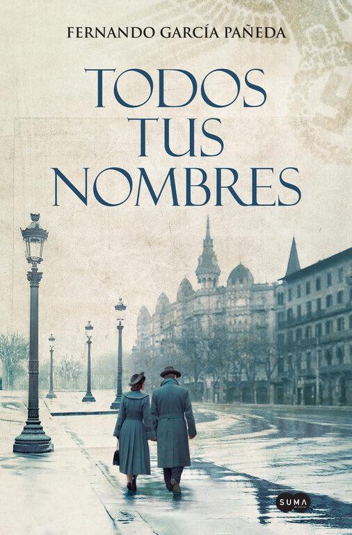 Resultado de imagen de Todos tus nombres de Fernando García Pañeda