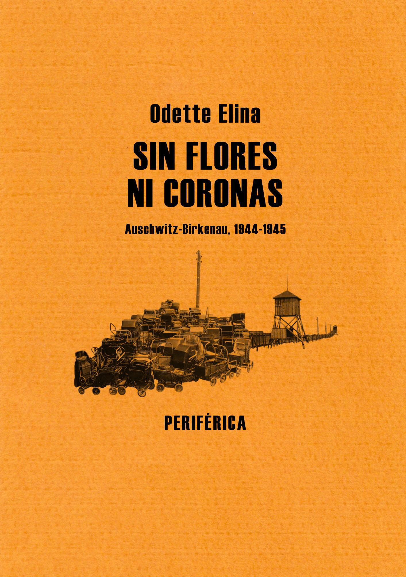 Sin Flores Ni Coronas por Odette Elina