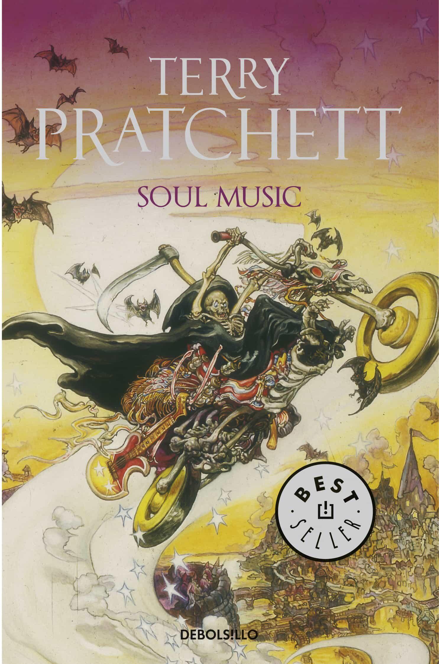 Soul Music (mundodisco 16 / La Muerte 3 / Los Magos 5) por Terry Pratchett