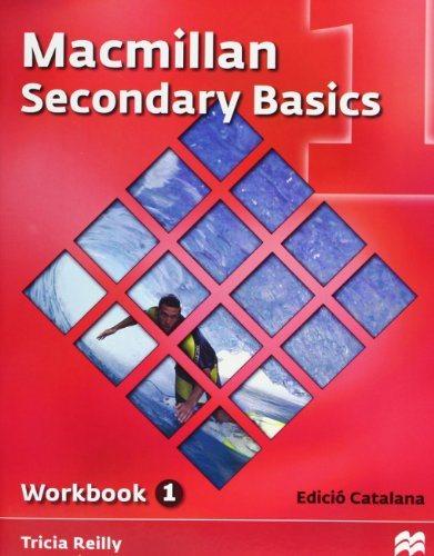 Macmillan Secondary Basics 1 Workbook (catalan) por Vv.aa. epub