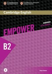 descargar CAMBRIDGE ENGLISH EMPOWER UPPER-INTERMEDIATE WORKBOOK WITH ANSWERS WITH DOWNLOADABLE AUDIO pdf, ebook