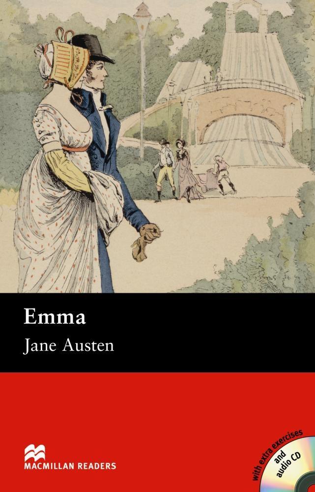 Macmillan Readers Intermediate: Emma Pack por Jane Austen