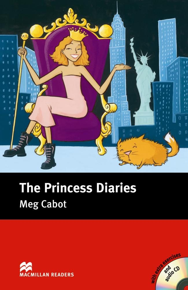 Macmillan Readers Elementary: Princess Diaries The Pack por Meg Cabot Gratis