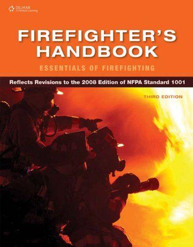 Firefighter S Handbook: Essentials Of Firefighting por Vv.aa. epub