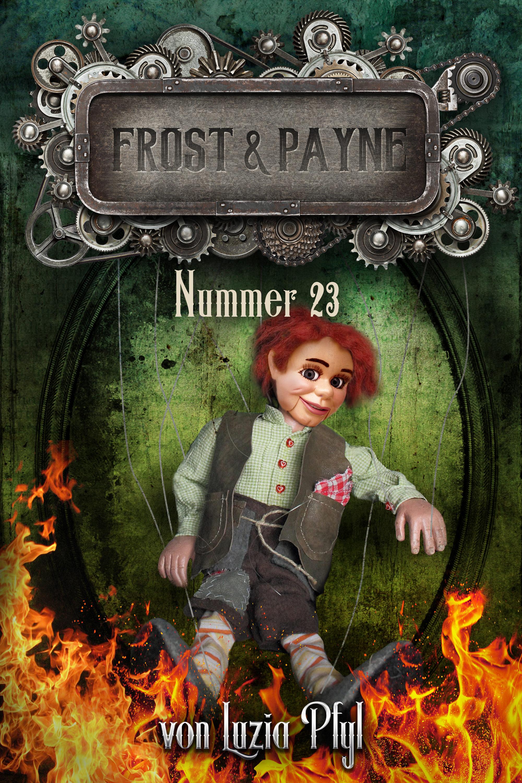 frost & payne - band 8: nummer 23 (ebook)-luzia pfyl-9783958342644