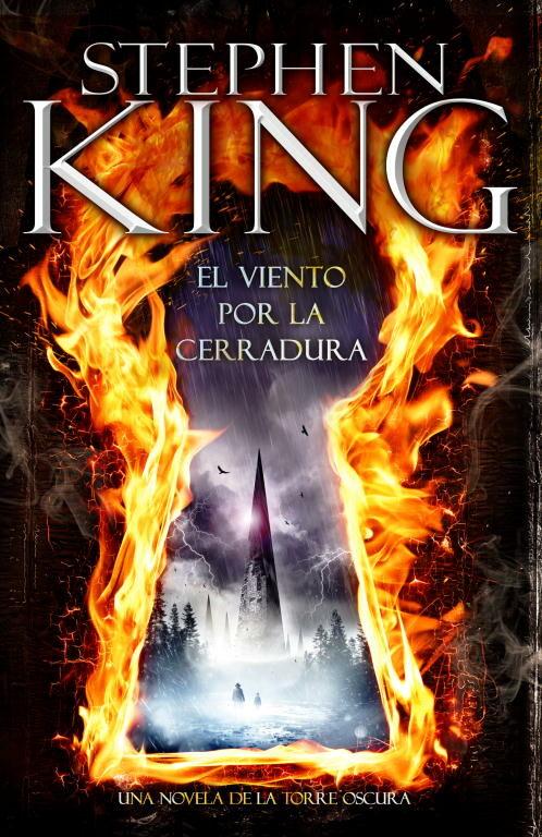 Resultado de imagen de viento cerradura libro king
