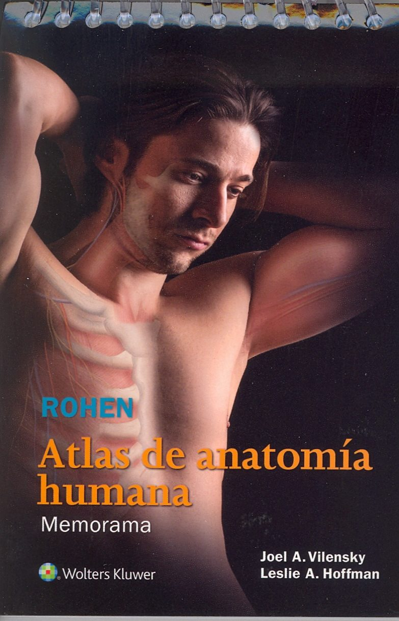 ROHEN. ATLAS DE ANATOMÍA HUMANA. MEMORAMA   VIENSKY   Comprar libro ...