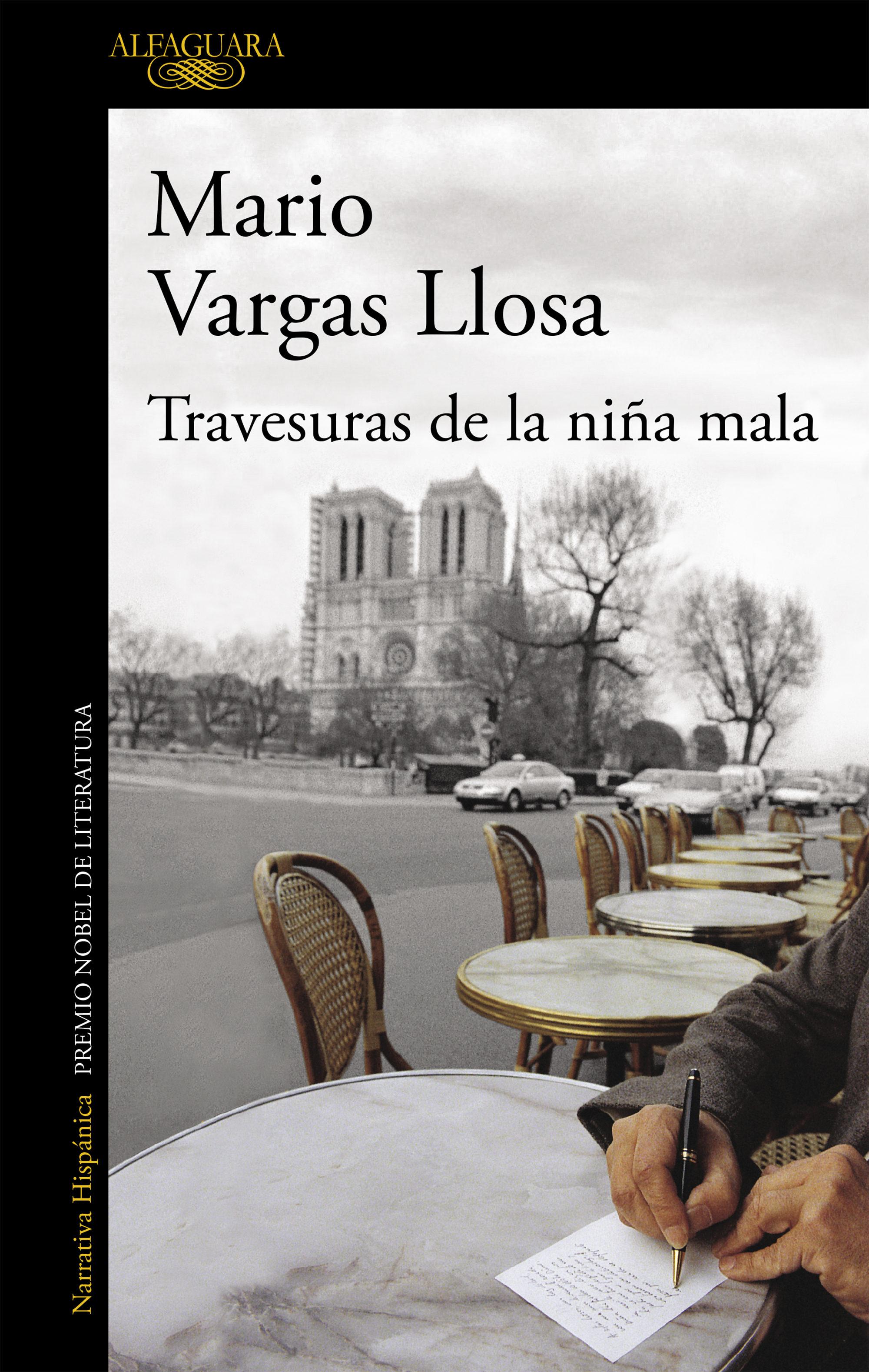Travesuras De La Ni�a Mala (ebook)mario Vargas Llosa9788420499444