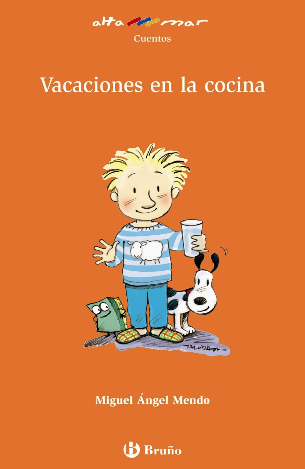 vacaciones en la cocina-miguel angel mendo-9788421696644
