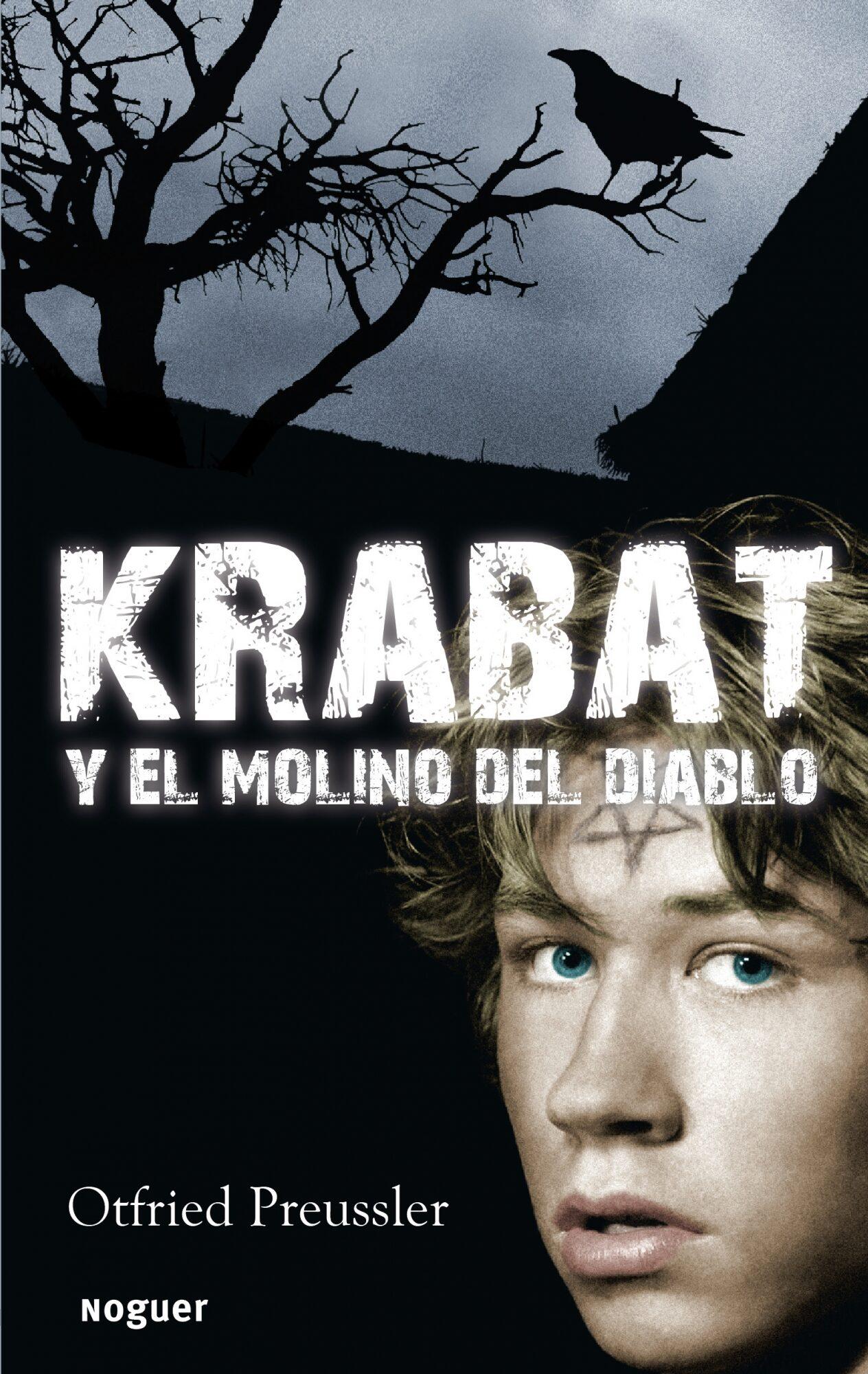 Resultado de imagen de Krabat y el molino del diablo libro