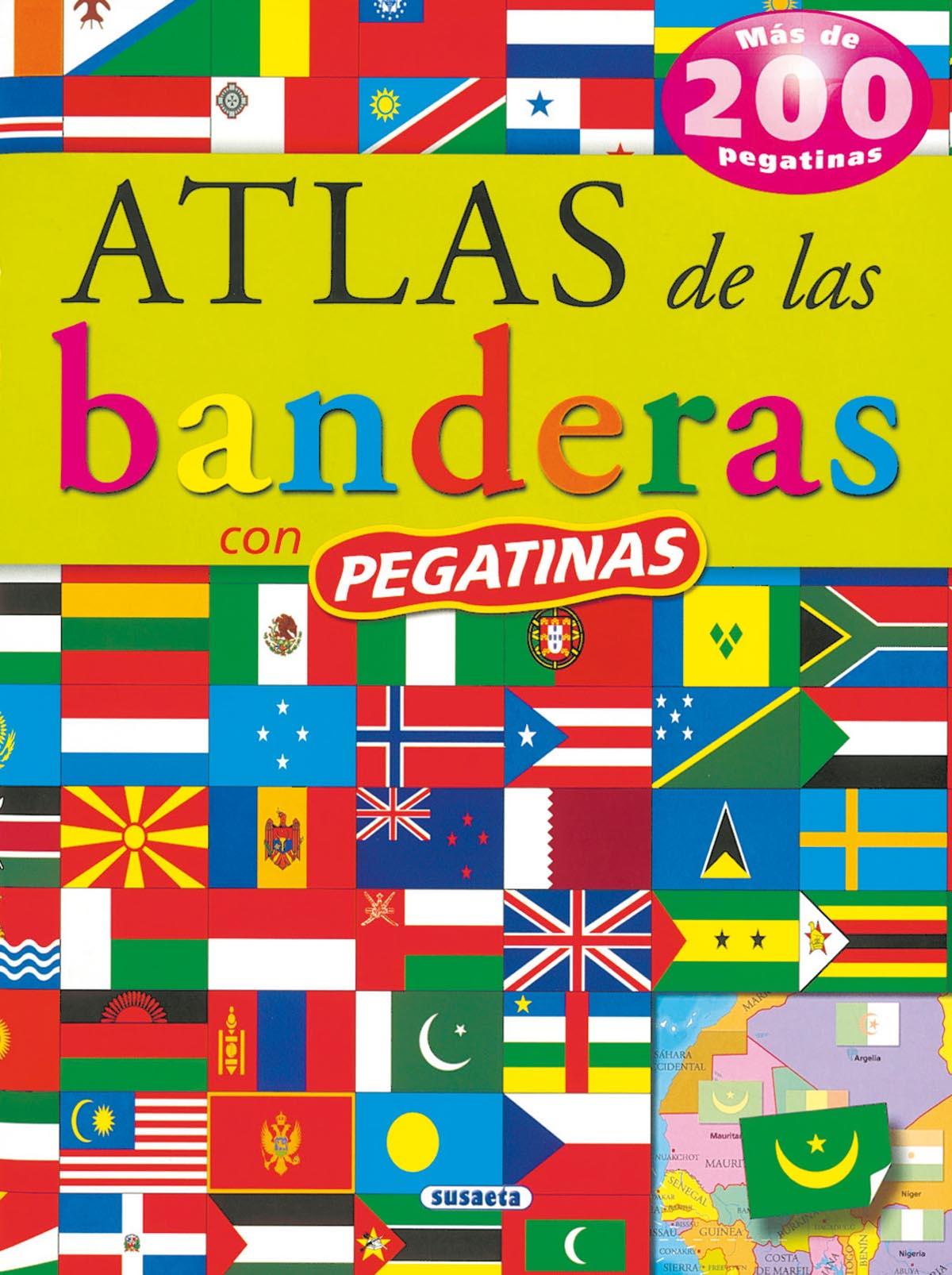 Atlas De Las Banderas por Vv.aa.