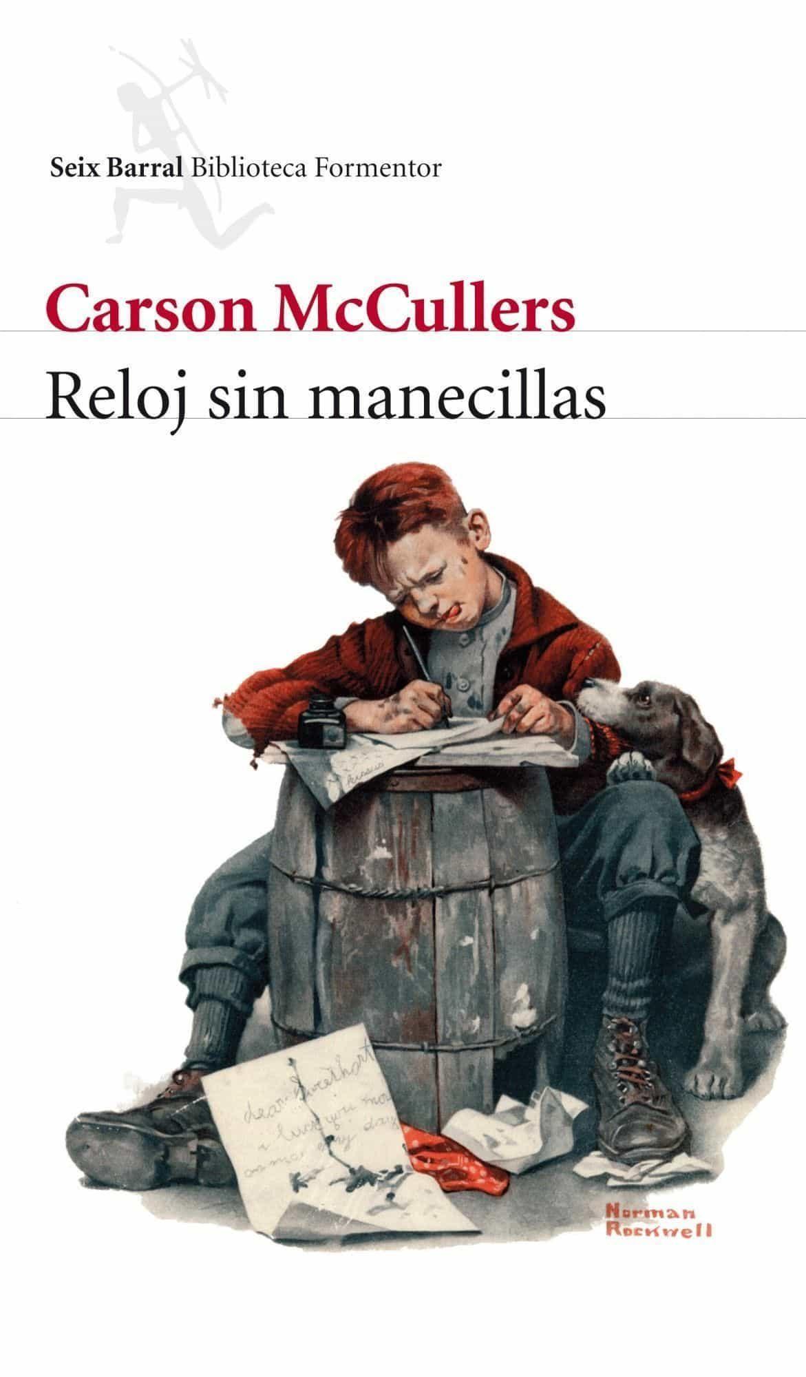 Reloj Sin Manecillas Carson Mccullers Comprar Libro 9788432209444