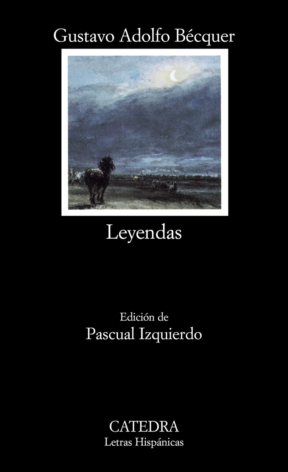 leyendas (19ª ed.)-gustavo adolfo becquer-9788437620244